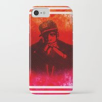 jay fleck iPhone & iPod Cases featuring Jay by Fimbis