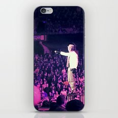 Concert Photo iPhone & iPod Skin