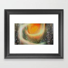 Erudite. Framed Art Print