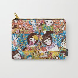 Colorful days Carry-All Pouch