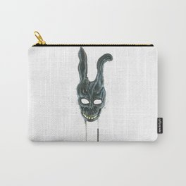 Empty Masks - Frank Carry-All Pouch
