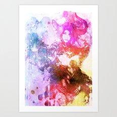 Heylel Art Print