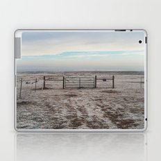 Snowy Gate Laptop & iPad Skin