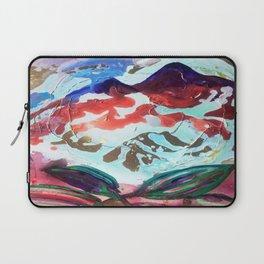For purple mountain majesties Laptop Sleeve