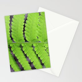 Growing Fern Stationery Cards