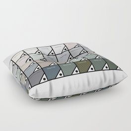 50 Shades of Grey - Pantone Not Porn Floor Pillow
