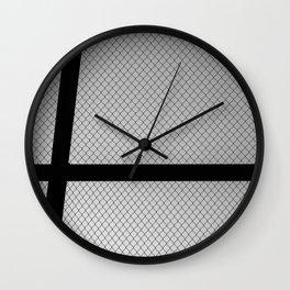 FORMALITIES 3 Wall Clock