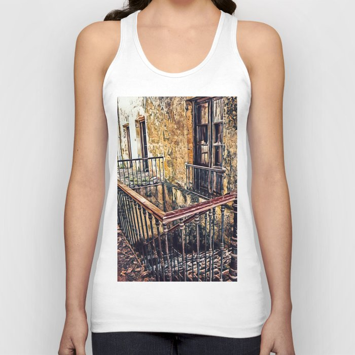 Mystery Place Unisex Tank Top