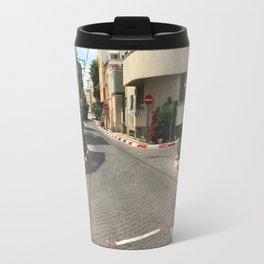 Tel Aviv photo - Kerem Hateimanim - Israel Travel Mug