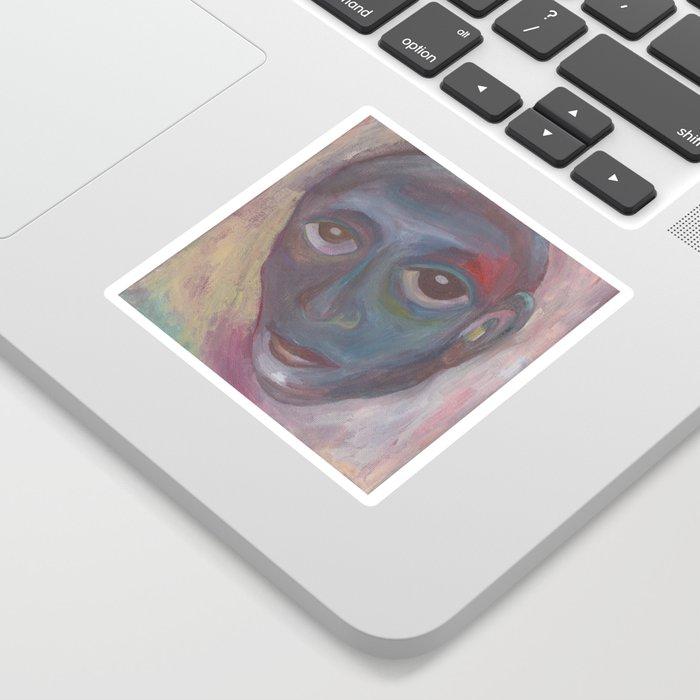 Blues Sticker