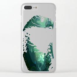 Caisleán Grove Poison Clear iPhone Case