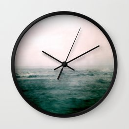 We live as we dream... Wall Clock