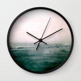 We live as we dream... Wall Clock