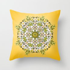 Kaliedoscope Throw Pillow