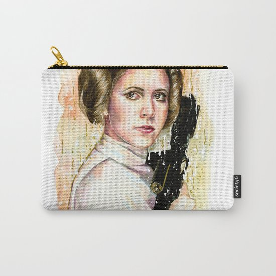 Princess and General Carry-All Pouch