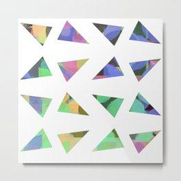 Seperated Metal Print