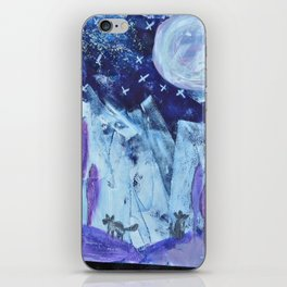 Nightscape iPhone Skin