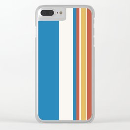 Untitled 2018, No. 4 Clear iPhone Case