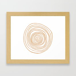 You're Doing Great Framed Art Print