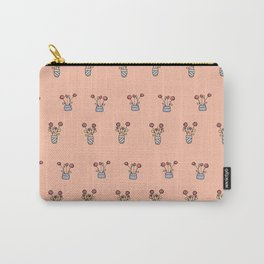 Ice Cream Flower Carry-All Pouch