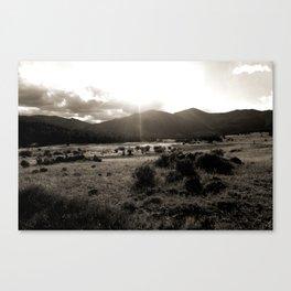 A Colorado Hike Canvas Print