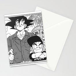 DBZ - Manga 8 Stationery Cards