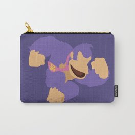 Donkey Kong(Smash)Purple Carry-All Pouch