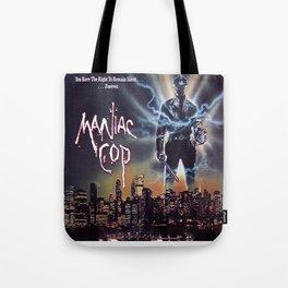 Maniac Cop 1988 Tote Bag
