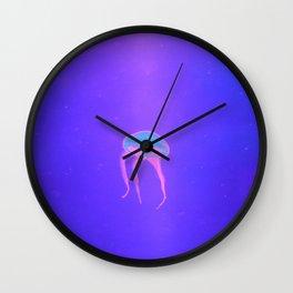 Neon Jelly Wall Clock