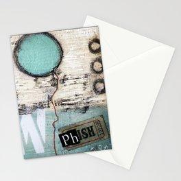 Phish balloon Stationery Cards