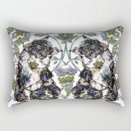 Grimalkin Twins Rectangular Pillow
