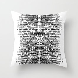 (this)Integrate Throw Pillow