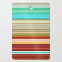 Stripes II Cutting Board