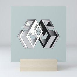 Difference Mini Art Print