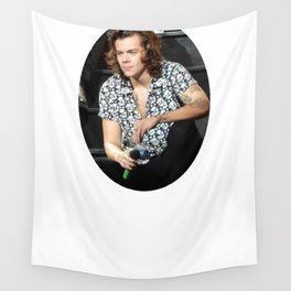 Curls in Charlotte Wall Tapestry