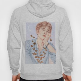 butterfly boy [chanyeol exo] Hoody