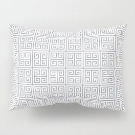 Fretwork Pattern Pillow Sham