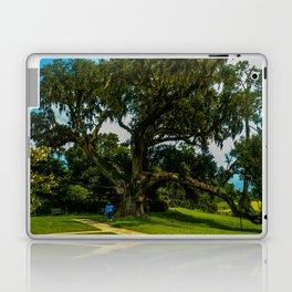 A mighty mighty live oak Laptop & iPad Skin