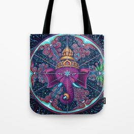 Eye of Ganesh Tote Bag