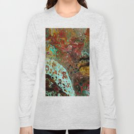 Vintage Spill Long Sleeve T-shirt