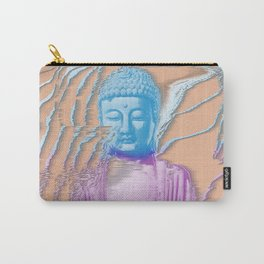 Glitch Buddha Carry-All Pouch