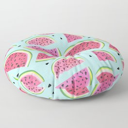 Watermelon Floor Pillow