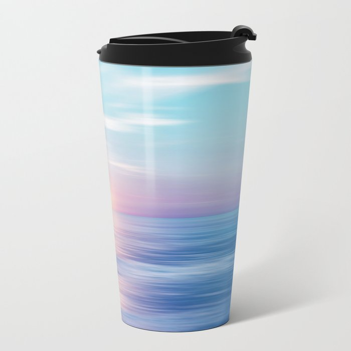 Pastel vibes 45 Metal Travel Mug