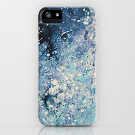 Greenland ice iPhone Case
