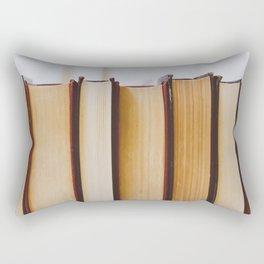 book worm Rectangular Pillow