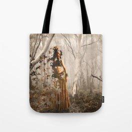 Forest's spirit Tote Bag