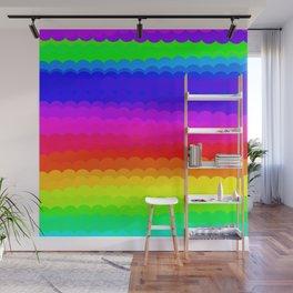 Rainbow Color S27 Wall Mural