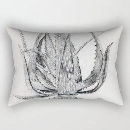 Uprooted Rectangular Pillow