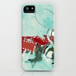 Jingle My Bells iPhone Case
