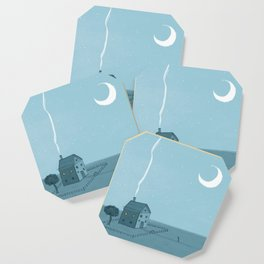 Lonely House Coaster